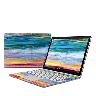 Microsoft Surface Book Skin - Waterfall