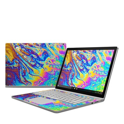 Microsoft Surface Book Skin - World of Soap