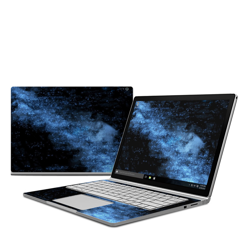 Microsoft Surface Book Skin Milky Way By Gaming Decalgirl
