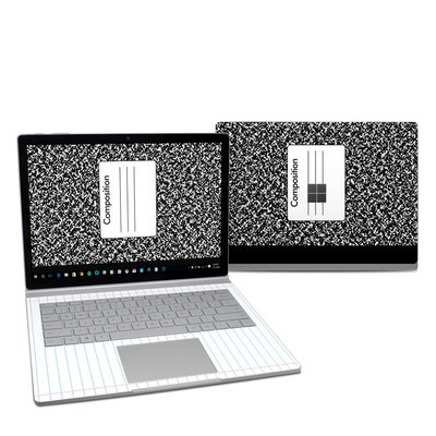 Microsoft Surface Book 2 13.5in (i5) Skin - Composition Notebook
