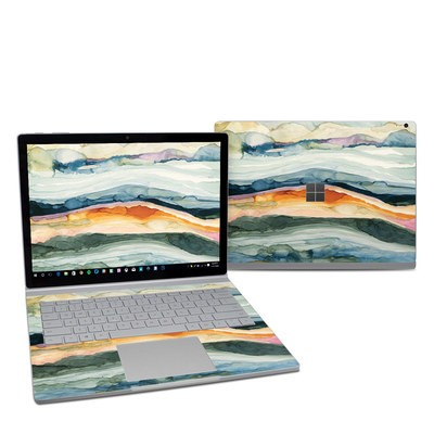 Microsoft Surface Book 2 13.5in (i5) Skin - Layered Earth