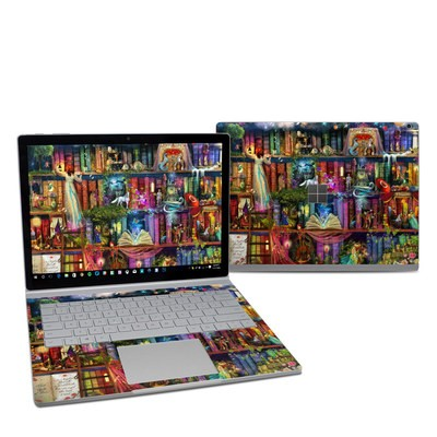 Microsoft Surface Book 2 13.5in (i5) Skin - Treasure Hunt