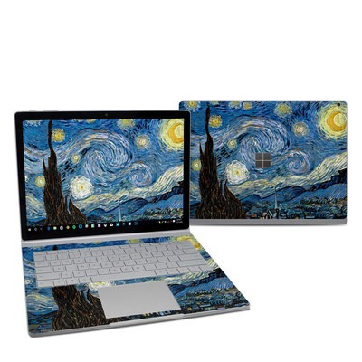 Microsoft Surface Book 2 13.5in (i5) Skin - Starry Night