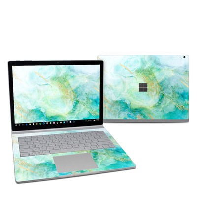Microsoft Surface Book 2 13.5in (i5) Skin - Winter Marble