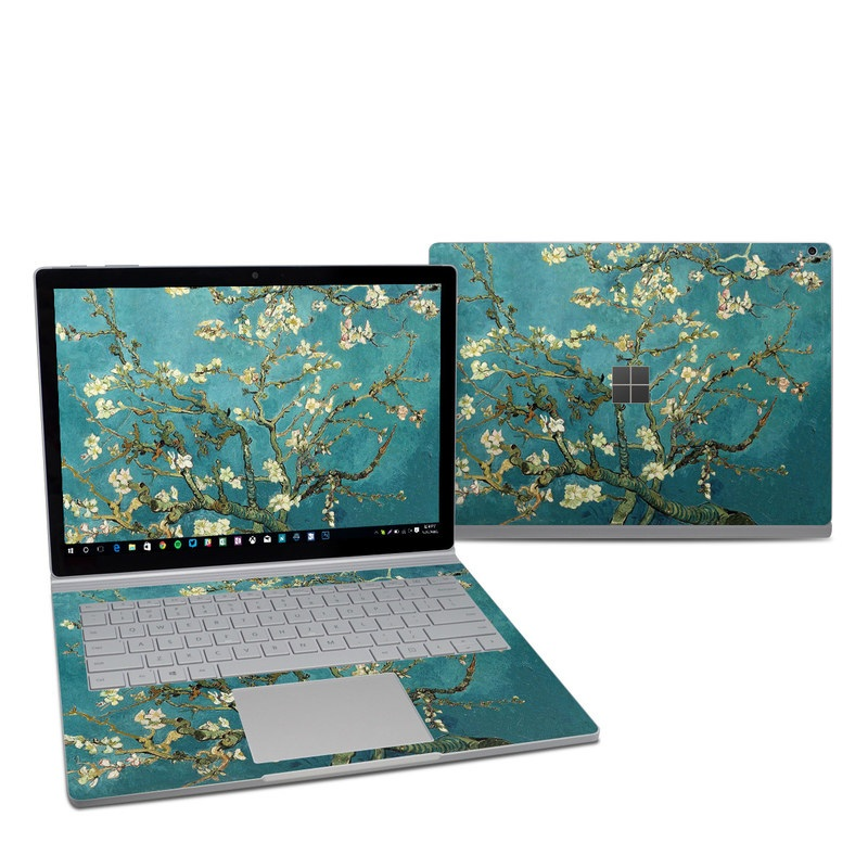Automotive Paint Colors >> Microsoft Surface Book 2 13.5in (i5) Skin - Blossoming ...
