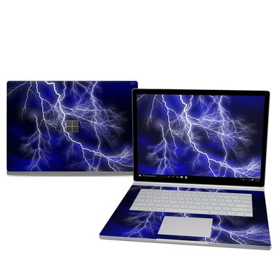 Microsoft Surface Book 2 15in (i7) Skin - Apocalypse Blue