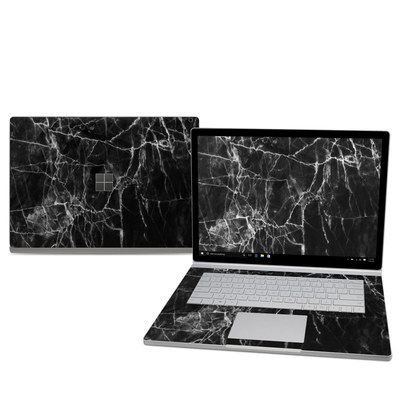 Microsoft Surface Book 2 15in (i7) Skin - Black Marble