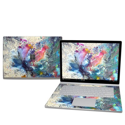 Microsoft Surface Book 2 15in (i7) Skin - Cosmic Flower