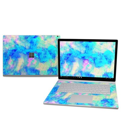 Microsoft Surface Book 2 15in (i7) Skin - Electrify Ice Blue