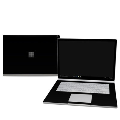 Microsoft Surface Book 2 15in (i7) Skin - Solid State Black