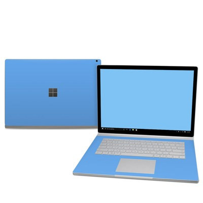 Microsoft Surface Book 2 15in (i7) Skin - Solid State Blue