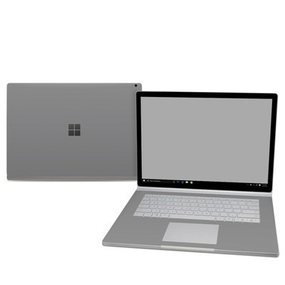 Microsoft Surface Book 2 15in (i7) Skin - Solid State Grey