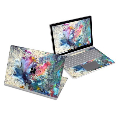 Microsoft Surface Book 3 13.5in (i5) Skin - Cosmic Flower