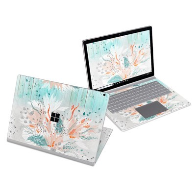 Microsoft Surface Book 3 13.5in (i5) Skin - Tropical Fern