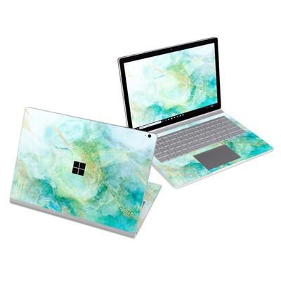 Microsoft Surface Book 3 13.5in (i5) Skin - Winter Marble