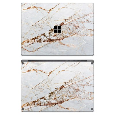 Microsoft Surface Laptop Skin - Hazel Marble