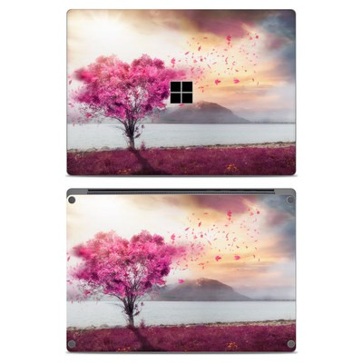 Microsoft Surface Laptop Skin - Love Tree