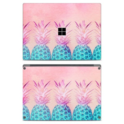 Microsoft Surface Laptop Skin - Pineapple Farm