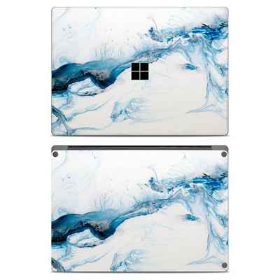 Microsoft Surface Laptop Skin - Polar Marble