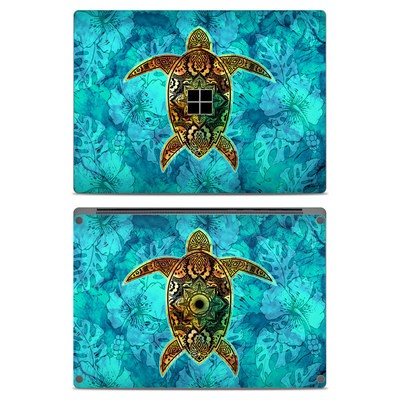 Microsoft Surface Laptop Skin - Sacred Honu