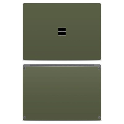 Microsoft Surface Laptop Skin - Solid State Olive Drab
