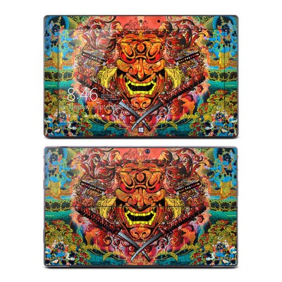 Microsoft Surface Pro Skin - Asian Crest