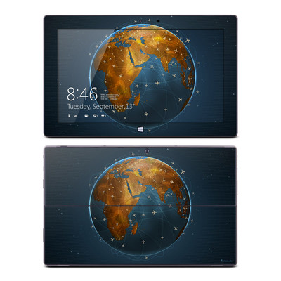 Microsoft Surface Pro Skin - Airlines