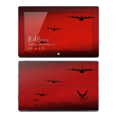 Microsoft Surface Pro Skin - Air Traffic