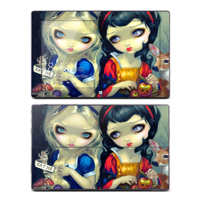 Microsoft Surface Pro Skin - Alice & Snow White
