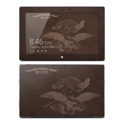 Microsoft Surface Pro Skin - Army Preserved