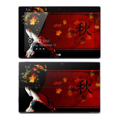 Microsoft Surface Pro Skin - Autumn