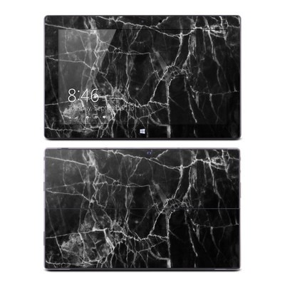 Microsoft Surface Pro Skin - Black Marble