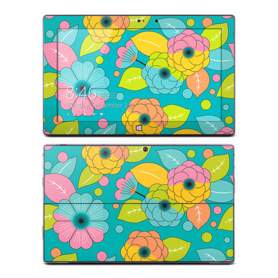 Microsoft Surface Pro Skin - Blossoms