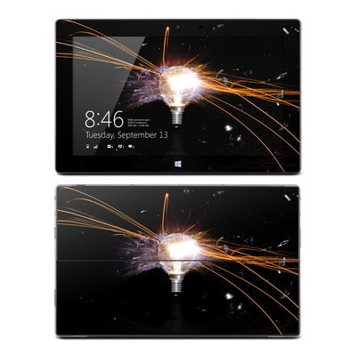 Microsoft Surface Pro Skin - Blown Bulb