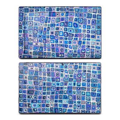 Microsoft Surface Pro Skin - Blue Monday