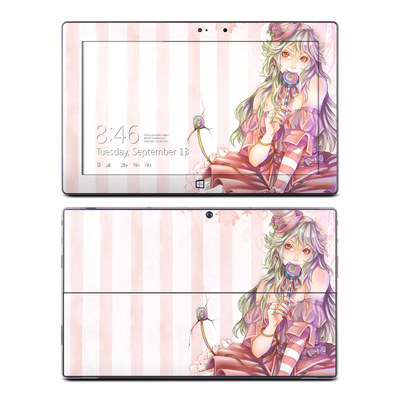 Microsoft Surface Pro Skin - Candy Girl