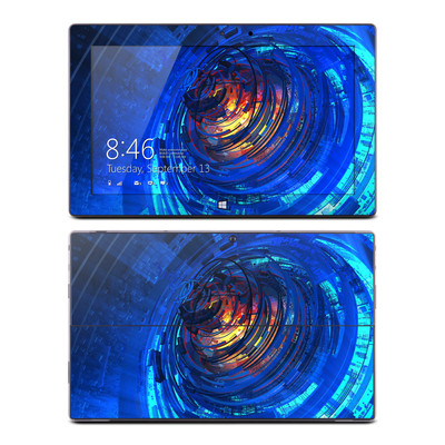 Microsoft Surface Pro Skin - Clockwork