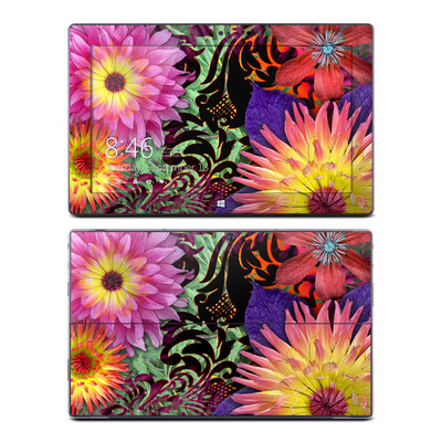 Microsoft Surface Pro Skin - Cosmic Damask