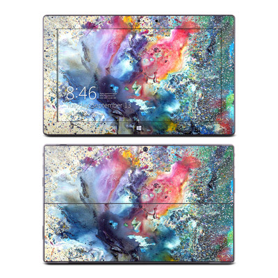 Microsoft Surface Pro Skin - Cosmic Flower