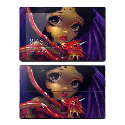 Microsoft Surface Pro Skin - Darling Dragonling