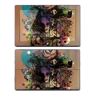 Microsoft Surface Pro Skin - Doom and Bloom