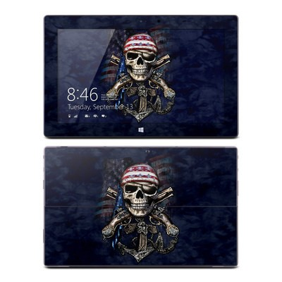 Microsoft Surface Pro Skin - Dead Anchor