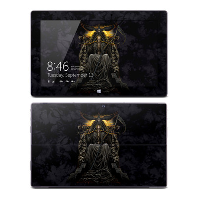 Microsoft Surface Pro Skin - Death Throne