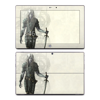 Microsoft Surface Pro Skin - Dark Elf
