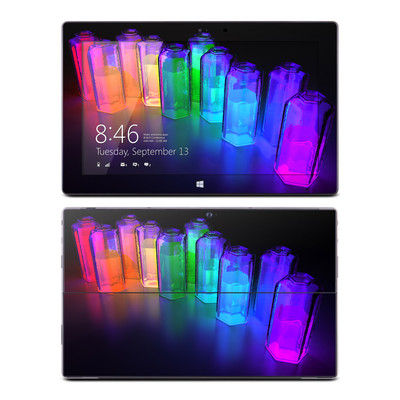 Microsoft Surface Pro Skin - Dispersion