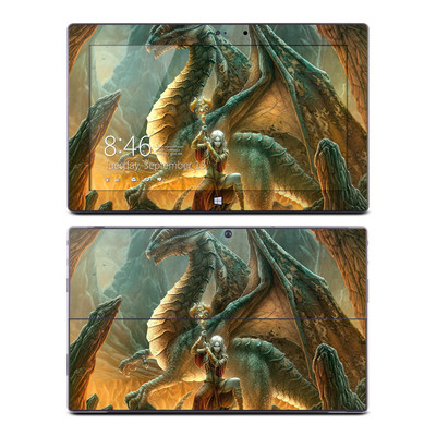 Microsoft Surface Pro Skin - Dragon Mage