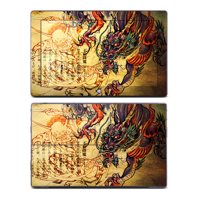Microsoft Surface Pro Skin - Dragon Legend