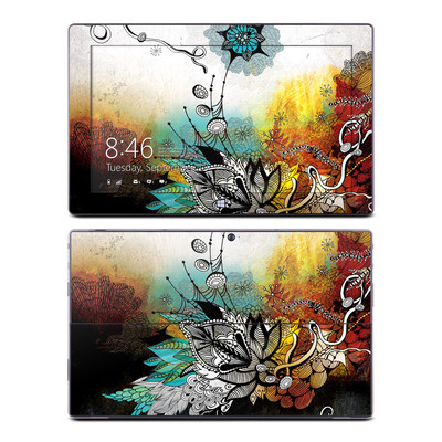 Microsoft Surface Pro Skin - Frozen Dreams