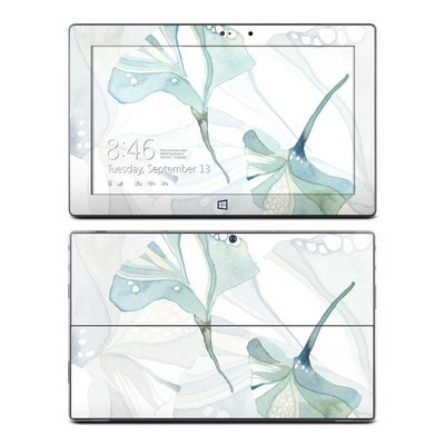 Microsoft Surface Pro Skin - Floating Gingko