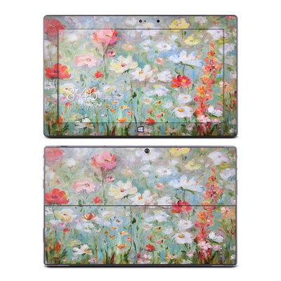 Microsoft Surface Pro Skin - Flower Blooms